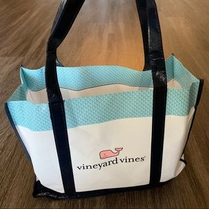 Vineyard Vines Plastic Tote Bag